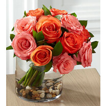 E8-5235 The FTD® Blazing Beauty™ Rose Bouquet